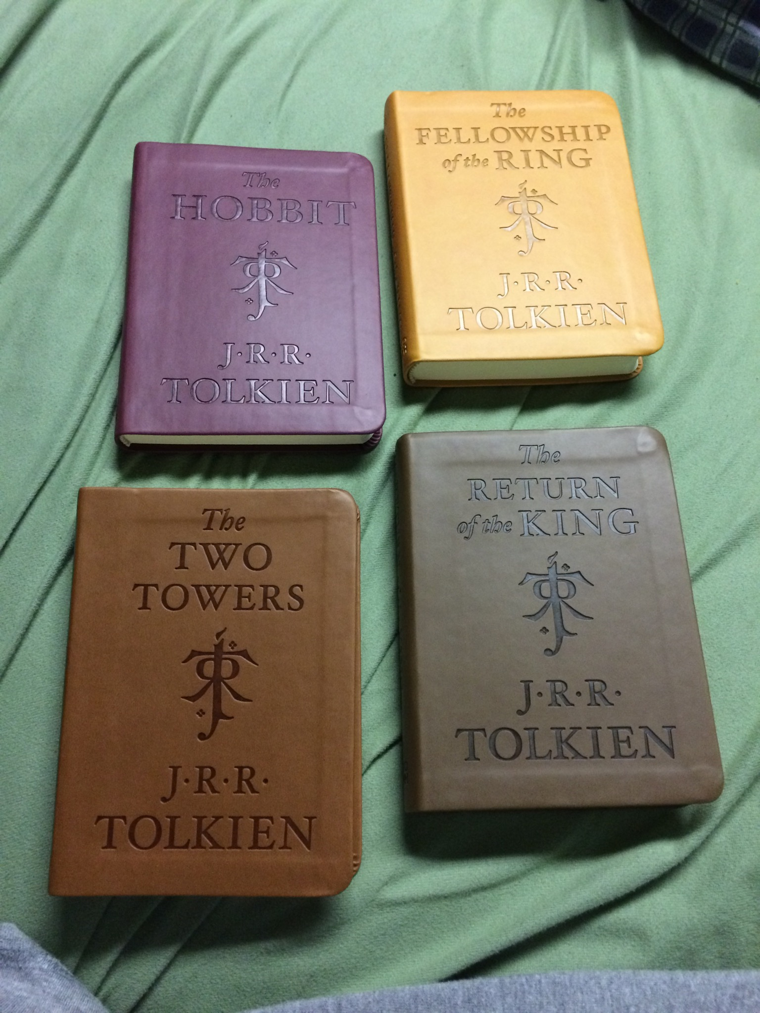 Lord Of The Rings Pocket Set
